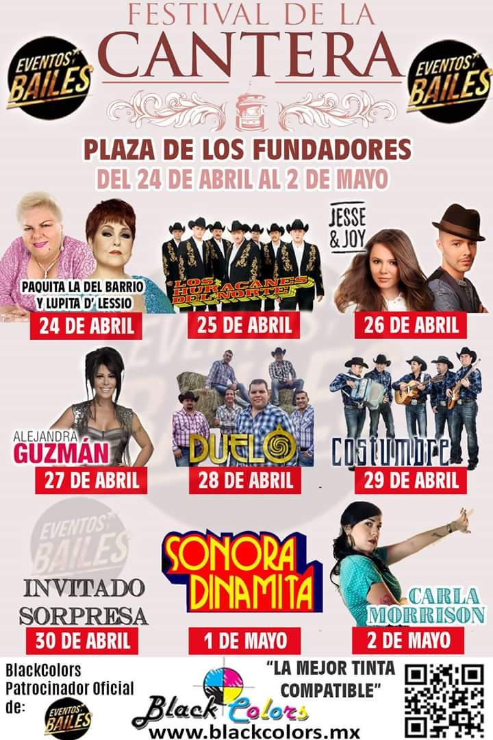 Festival De La Cantera Plaza De Los Fundadores San Luis Potosi Slp Pura Costumbre